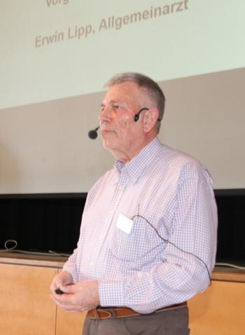 Erwin Lipp, praktischer Arzt