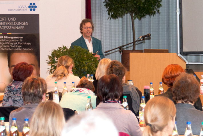 Dr. rer.nat. Joachim Biedermann,  Leiter synlab Umweltinstitut Pocking