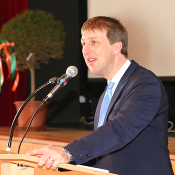 Bürgermeister Wolfgang Beißmann