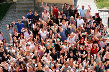 KWA wird 50 und das BIZ begrüßt 170 neue Schüler