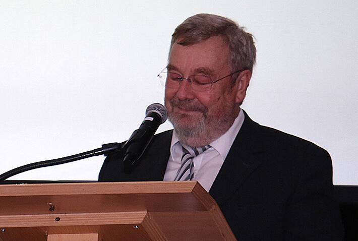 Karl-Heinz Edelmann, Leiter des KWA Bildungszentrums Pfarrkirchen-Bad Griesbach.