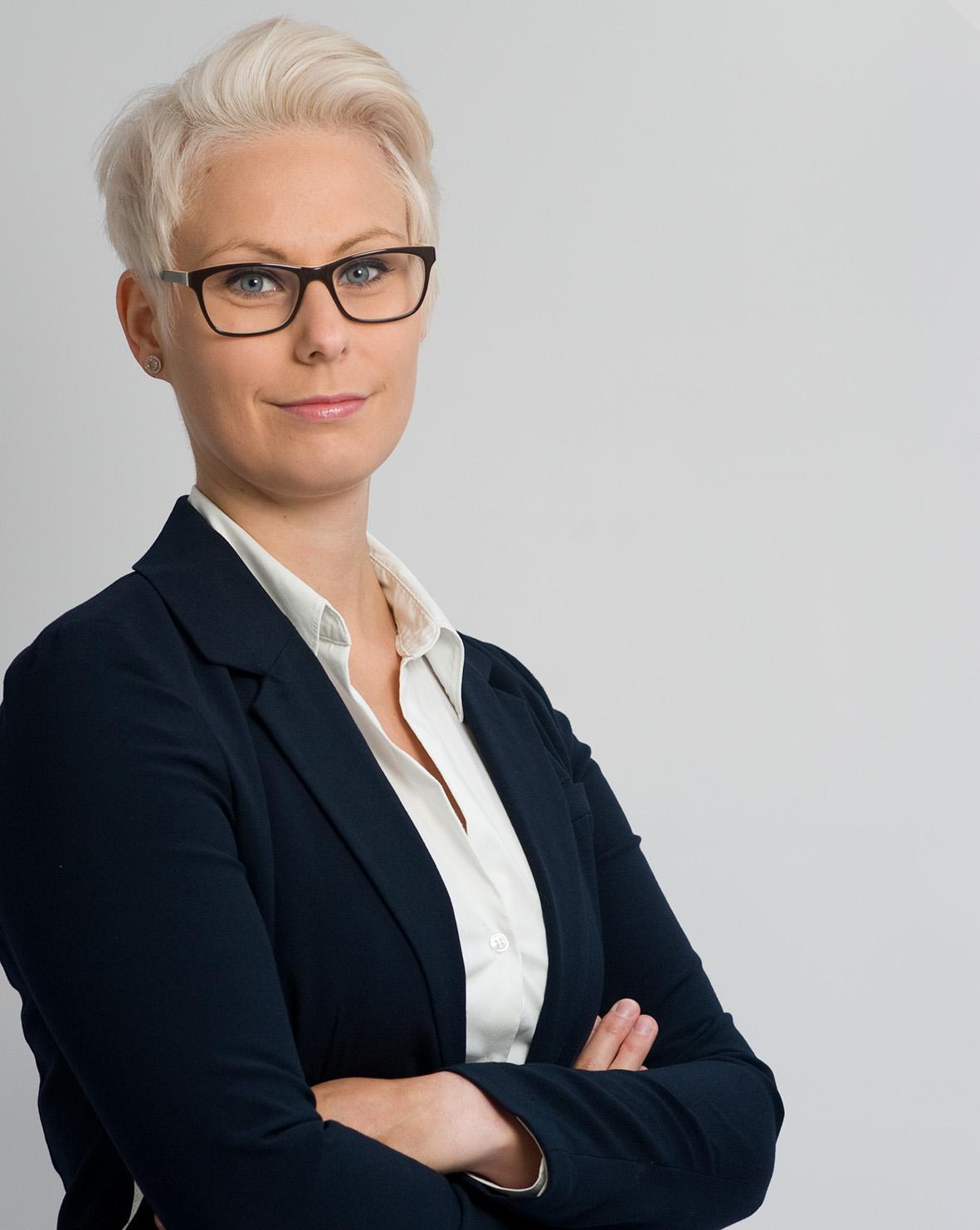 Nadine Willeuthner, Teamleitung Verwaltung KWA Bildungszentrum