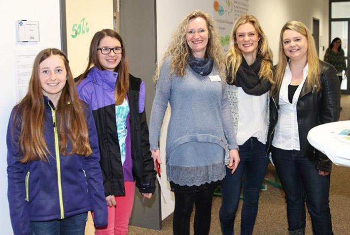 Tag der offenen Tür 2015 im KWA Bildungszentrum