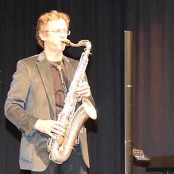 Abschlussfeier 2015 im KWA Bildungszentrum, Ernst-Kreuzmair-Trio