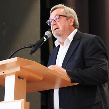 Der Leiter des KWA Bildungszentrums Pfarrkirchen, Karl-Heinz Edelmann.