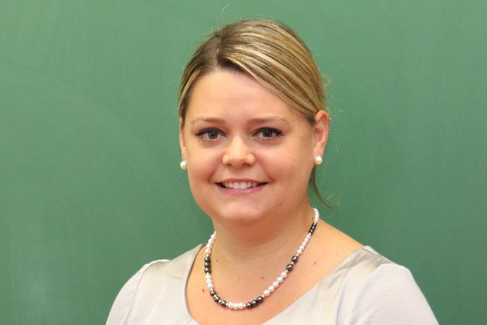 Katrin Klinglbrunner, Schulleiterin für Altenpflege, Pfarrkirchen